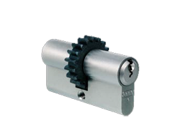 Цилиндровые механизмы Ключ-ключ/шестеренка