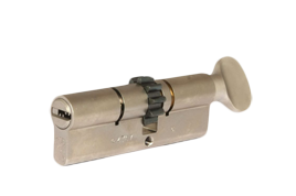 Цилиндровые механизмы Ключ-вертушка/шестеренка