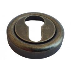 Розетки для замка с отверстием под цилиндр LINEA CALI CYL-set 103 FV