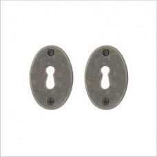 Нижняя розетка с отверстием под межкомнатный ключ MARTINELLI BO14 FAN key