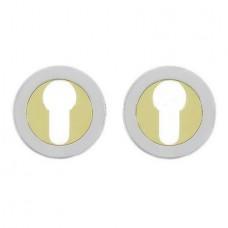 Розетки для замка с отверстием под цилиндр FRASCIO CYL/50 OLCR FR