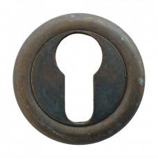 Розетки для замка с отверстием под цилиндр LINEA CALI CYL-set 103 AN
