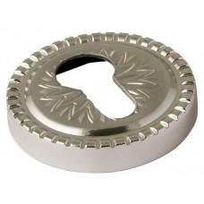 Нижняя розетка с отверстием под цилиндр ARMADILLO CYLINDER ET/CL-SILVER-925 Серебро 925