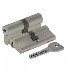 Цилиндровый механизм CISA Asix ключ-ключ никель 35x50