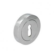 Нижняя розетка с отверстием под межкомнатный ключ FRASCIO KEY/50 CR FR