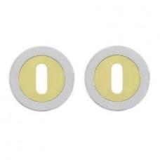 Нижняя розетка с отверстием под межкомнатный ключ FRASCIO KEY/50 OLCR FR