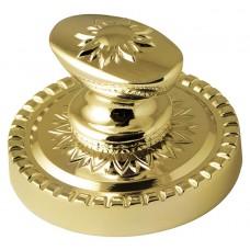 Нижняя розетка с под фиксатор ARMADILLO WC-BOLT BK6/CL GOLD-24 Золото 24К