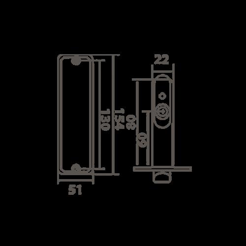 Кодовый замок Нора-М 370