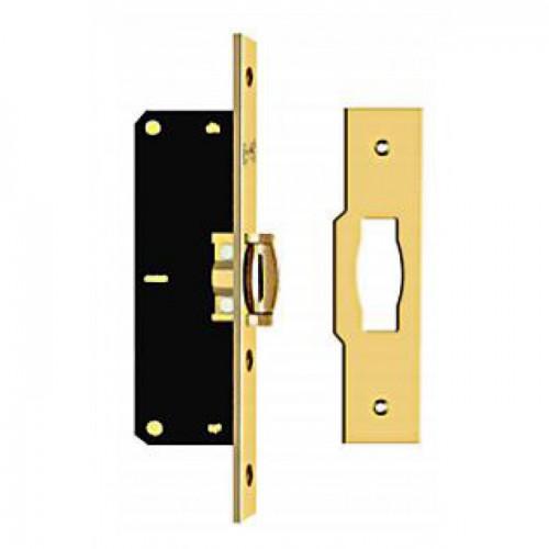 Защёлка дверная KALE 155 В золото