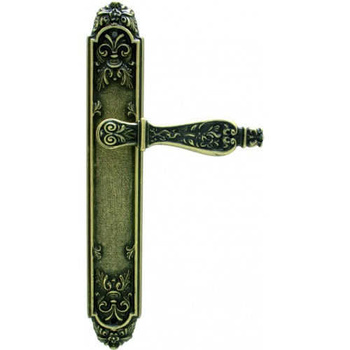 Ручка на планке FORME SIRACUSA GR900 PASS состаренная латунь