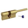 Цилиндровый механизм KABA ExperT ключ-шток латунь 60x30