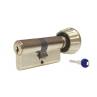 Цилиндровый механизм KABA ExperT ключ-вертушка латунь 30x30