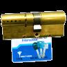 Цилиндровый механизм MUL-T-LOCK Interactive ключ-ключ латунь 35x35